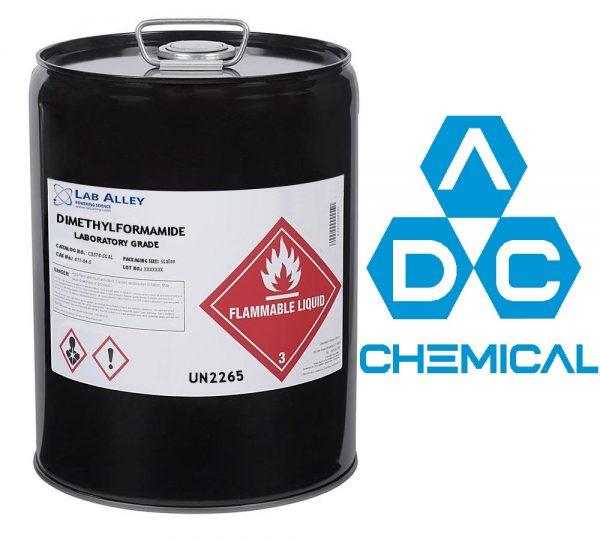 Tính chất và ứng dụng của dung môi Dimethyl formamide (DMF)