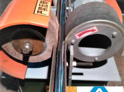 Máy đánh bóng ống tròn thẳng: ứng dụng và lưu ý khi sử dụng