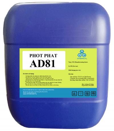 hoa chat photphat AD81, phosphate dùng cho sơn tĩnh điện