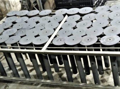 Xử lý lỗi phốt phát hóa sắt